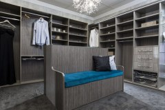 Custom Designed Dressing Rooms