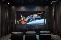 Custom Designed Home Theatres