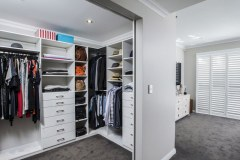 Custom Designed Walk-In Wardrobes